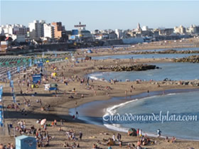 Playas, Mar del Plata